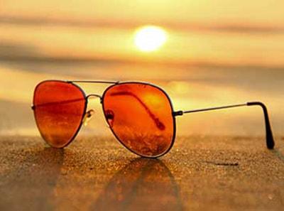 Kodėl verta nešioti akinius nuo saulės