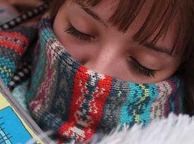 Peršalote ar susirgote gripu? Ką daryti su kontaktiniais lęšiais?