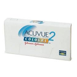 ACUVUE 2 COLOURS - 6 lęšiai