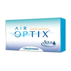 AIR OPTIX AQUA - 1 lęšis