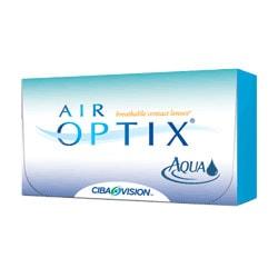 AIR OPTIX AQUA IšPARDAVIMAS - 1 lęšis