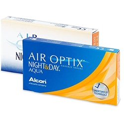 AIR OPTIX NIGHT & DAY AQUA - 1 lęšis