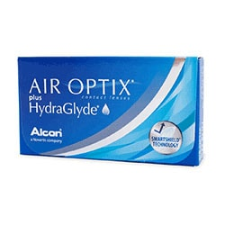 AIR OPTIX PLUS HYDRAGLYDE - 1 lęšis