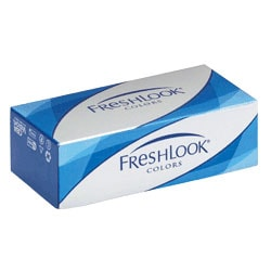 FRESHLOOK COMFORT COLORS - 2 lęšiai