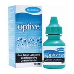 OPTIVE 10 ML - 1 vnt.