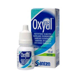 OXYAL 10 ML - 1 vnt.